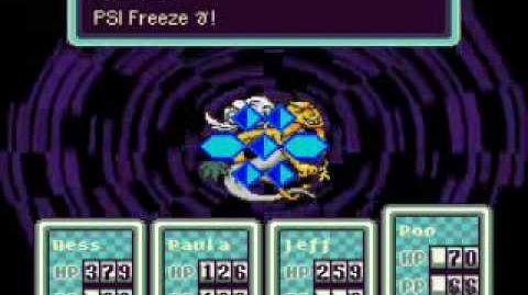 Earthbound - Boss - Thunder & Storm