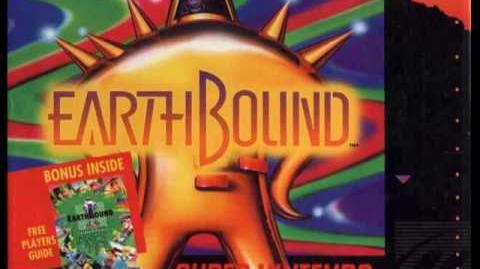 EarthBound - Battle Against a Machine HQ