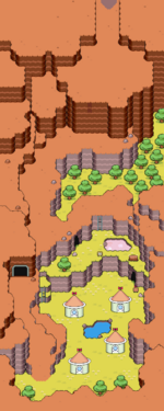 Saturn Valley, as it appears in Mother 3