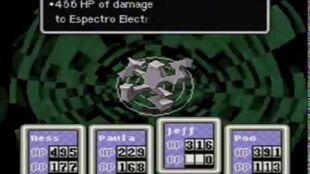 EarthBound Mother 2 - Electro Specter