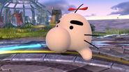 Mr. Saturn en SSB4 (Wii U)