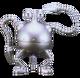 Clay atomicpowerrobot