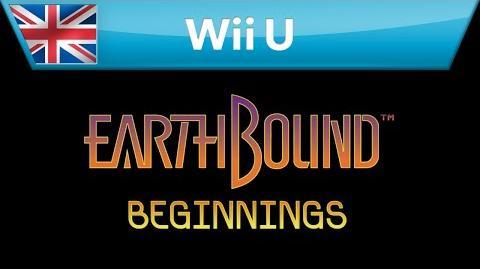 Meta dragon/E3 2015: EarthBound Beginnings es el nombre dado al primer Mother en este lado del mundo
