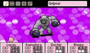 Gorilabot de Acero en batalla