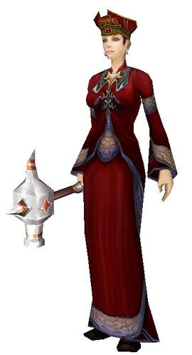 High Priestess Morganna Katrilis