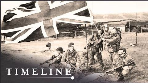 The Falklands War - The Untold Story (Full Documentary) Timeline