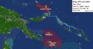 Map of louisiades 28-01-2021