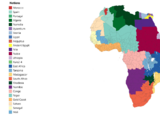 Cleaned Africa Territory Map