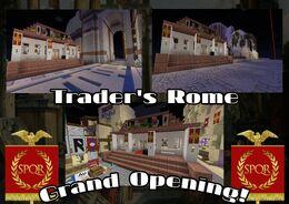 Traders Rome Opening.jpg