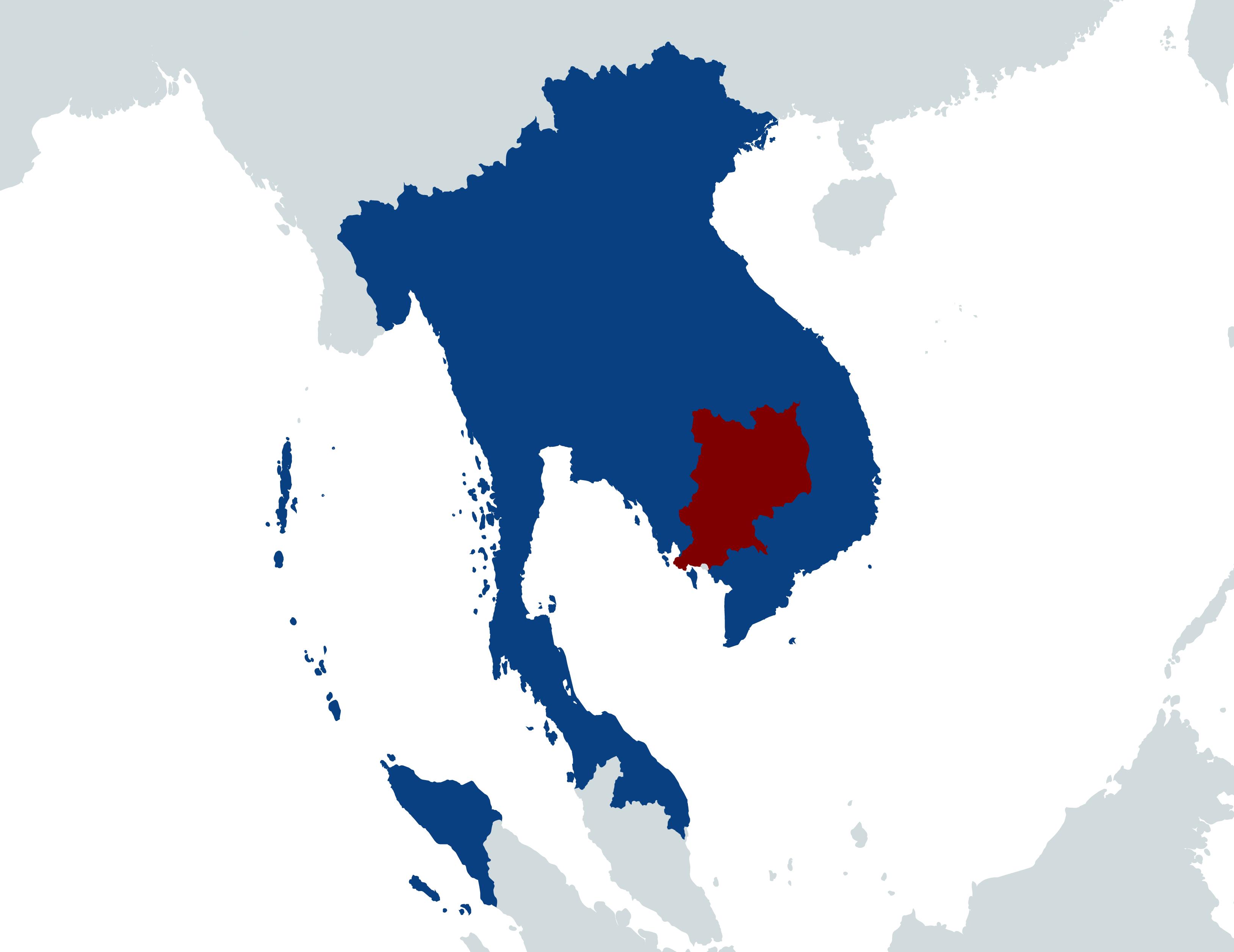 The Cambodian War