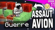 J'ATTAQUE DES AMERICAINS AVEC MON AVION ! - Episode 11 - EarthMC