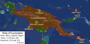 Map of louisiades 25-03-2021