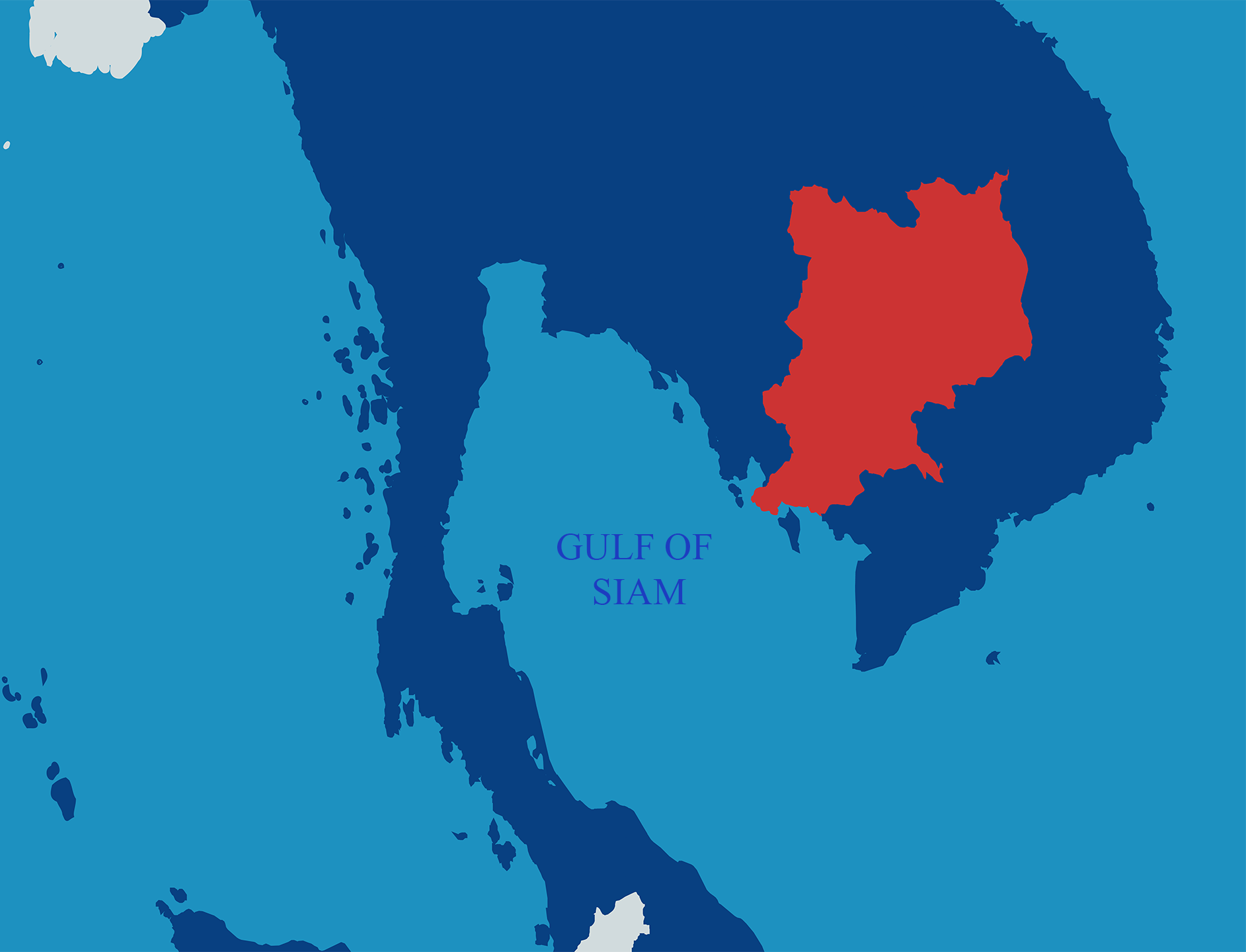 Battle of the Gulf of Siam