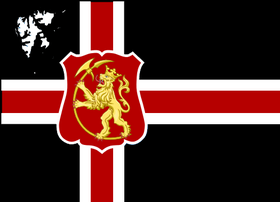 The Flag of Svalbard