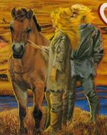 Plains Passage Horse Ayla Jondalar