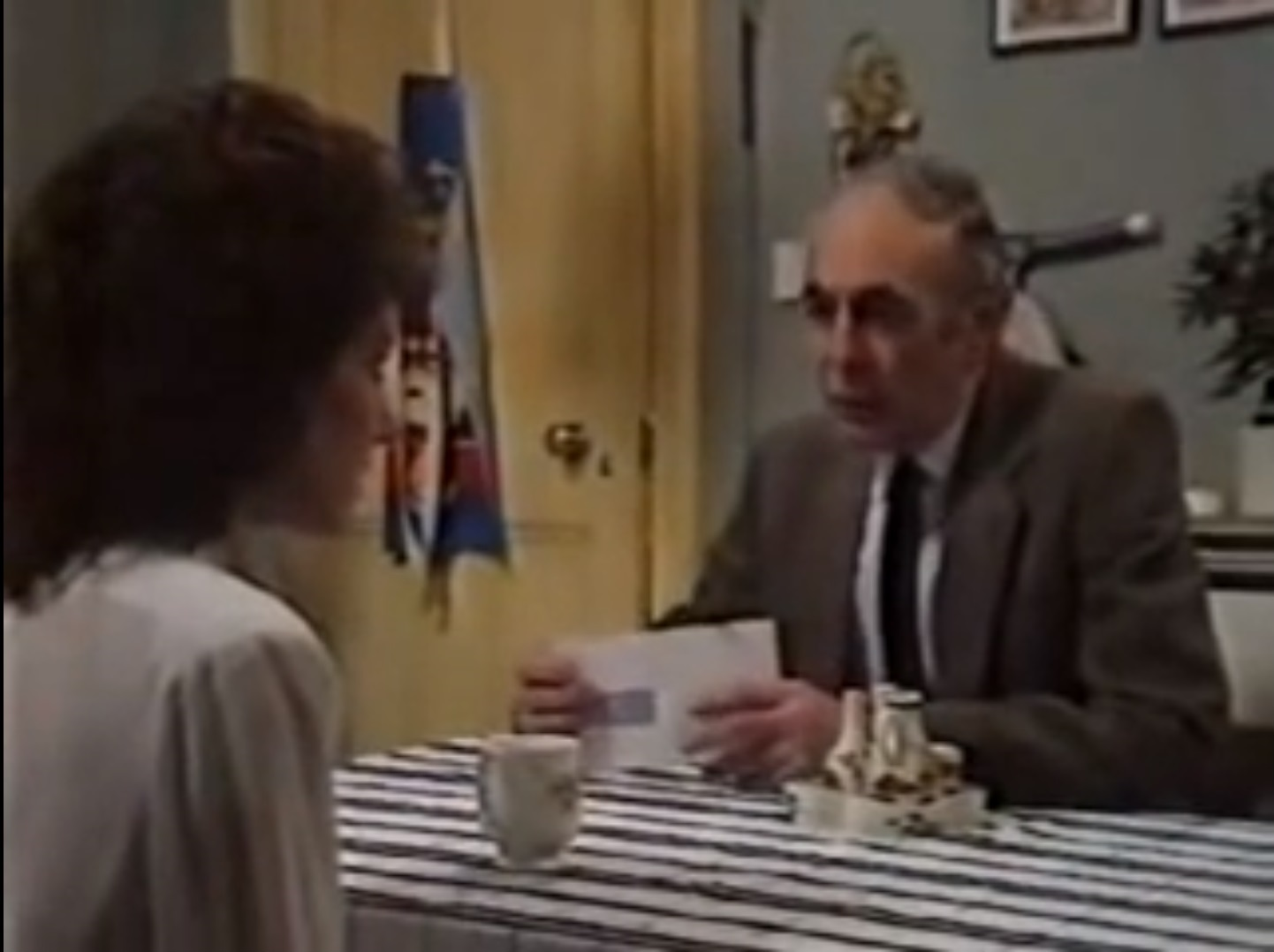 Episode 111 (11 March 1986)