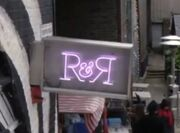 R&R Sign