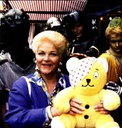 Pat Butcher Doctor Who Dimensions in Time (26–27 November 1993)