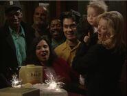 Ben Mitchell's 1st Birthday (20 March 1997)