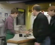 Easties phizza and ian first meet 1990