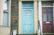 Watts's Front Door