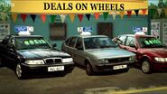 Deals on Wheels Animation