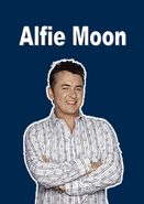 Alfie Moon Name Card