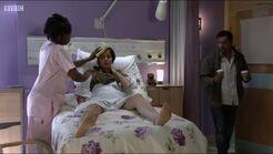Shabnam Masood giving Birth (2015)