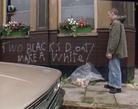 Queen Vic vandalised (15 September 1987)