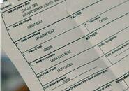 Bobby Beale Birth Certificate