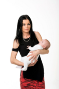 Hayley slater baby promo