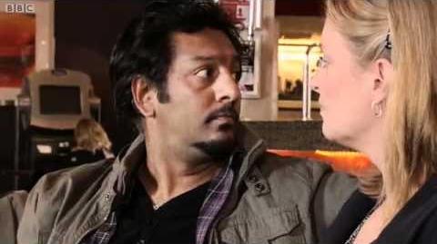 EastEnders - Masood Ahmed character trail
