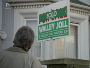 43 Albert Square sold by Walley Joll Estate Agents (14 January 1992)