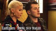 Coming Soon Spring 2019 Trailer EastEnders