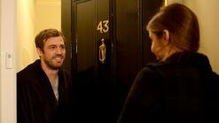 43 Albert Square Door (8 January 2014)