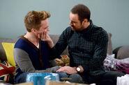 Johnny tells Mick he's Gay 2 (2014)