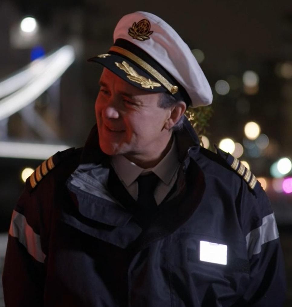 Captain Matthew Cox