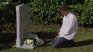 Ronnie Branning and Roxy Mitchell Headstone (3 September 2018)