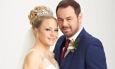 EastEnders star Danny Dyer Dean is determined to stop Mick and Linda s wedding .jpg
