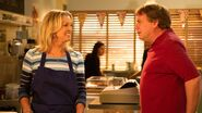 Kathy Beale and Ian Beale in - The Ghosts of Ian Beale (2014)