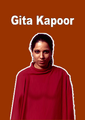 71. Gita Kapoor