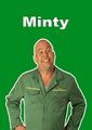 62. Minty