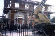 EastEnders Set Build 8