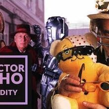 Doctor Who Oddity Dimensions in Time Documentary