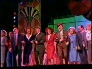 Max Bygraves & Eastenders cast - Royal Variety 1986