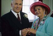 Roy Evans and Pat Butcher Wedding (21 November 1996)