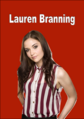 115. Lauren Branning