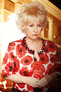 Peggy Mitchell Fire