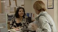 Zainab refusing Bianca a job in the Post Office