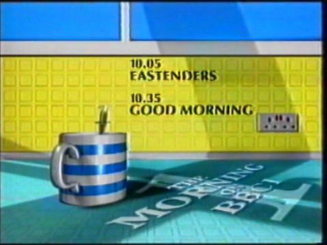 EastEnders - The Early Years - 1995 Continuity